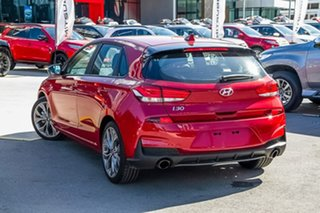 2019 Hyundai i30 PD.3 MY20 N Line D-CT Fiery Red 7 Speed Sports Automatic Dual Clutch Hatchback.