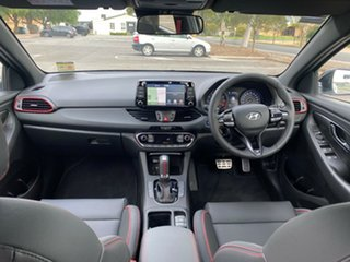 2019 Hyundai i30 PD.3 MY20 N Line D-CT Polar White 7 Speed Sports Automatic Dual Clutch Hatchback