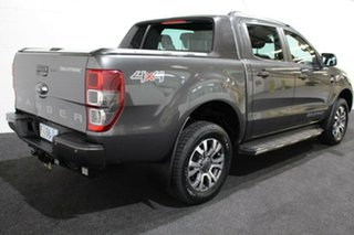 2017 Ford Ranger PX MkII Wildtrak Double Cab Magnetic 6 Speed Manual Utility