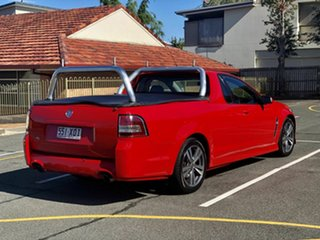 2015 Holden Ute VF MY15 SV6 Ute Red 6 Speed Sports Automatic Utility.