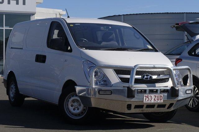 Used Hyundai iLOAD TQ2-V MY15 , 2015 Hyundai iLOAD TQ2-V MY15 Creamy White 5 Speed Automatic Van