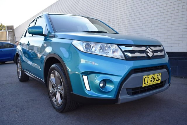 Used Suzuki Vitara LY RT-S 2WD, 2016 Suzuki Vitara LY RT-S 2WD 6 Speed Sports Automatic Wagon