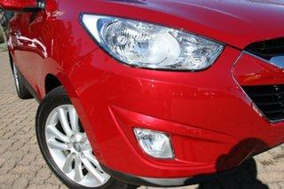 2013 Hyundai ix35 LM Series II Highlander (AWD) Red 6 Speed Automatic Wagon.