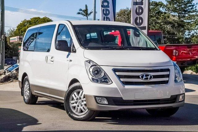 Used Hyundai iMAX TQ3-W Series II MY17 , 2017 Hyundai iMAX TQ3-W Series II MY17 White 5 Speed Automatic Wagon