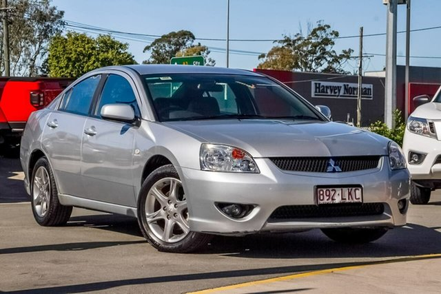 Used Mitsubishi 380 DB Series 2 VR-X, 2007 Mitsubishi 380 DB Series 2 VR-X Silver, Chrome 5 Speed Sports Automatic Sedan