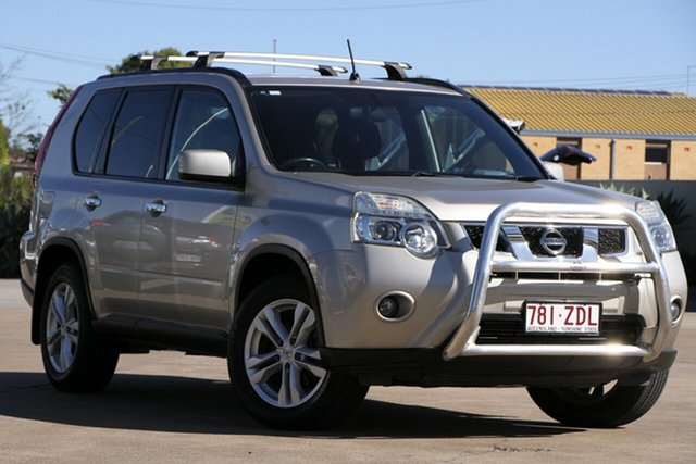 Used Nissan X-Trail T31 Series IV TS, 2011 Nissan X-Trail T31 Series IV TS Gold 6 Speed Manual Wagon