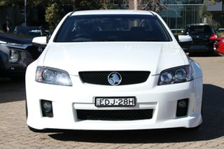 2010 Holden Commodore VE II SS-V White 6 Speed Manual Utility