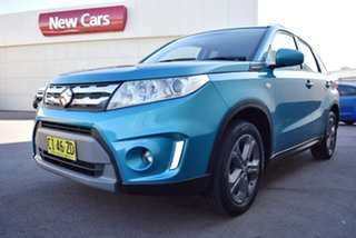 2016 Suzuki Vitara LY RT-S 2WD 6 Speed Sports Automatic Wagon.
