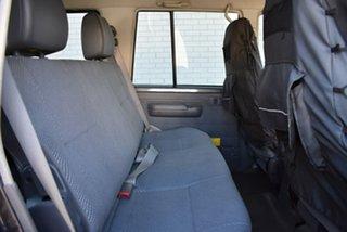 2011 Toyota Landcruiser VDJ76R MY10 GXL Grey 5 Speed Manual Wagon