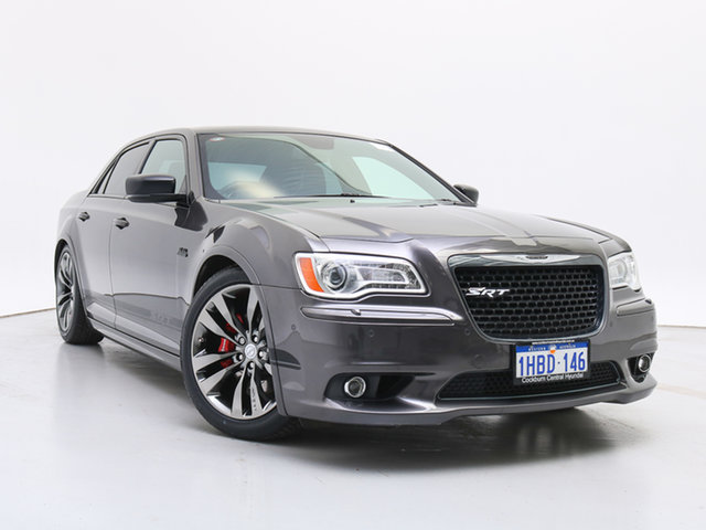 Used Chrysler 300  SRT8 Core Satin Vapour, 2015 Chrysler 300 SRT8 Core Satin Vapour Granite Crystal 5 Speed Automatic Sedan