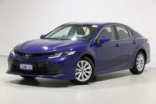2019 Toyota Camry ASV70R MY19 Ascent Blue 6 Speed Automatic Sedan.
