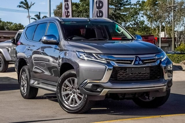 Used Mitsubishi Pajero Sport QF MY20 GLX, 2019 Mitsubishi Pajero Sport QF MY20 GLX Grey 8 Speed Sports Automatic Wagon