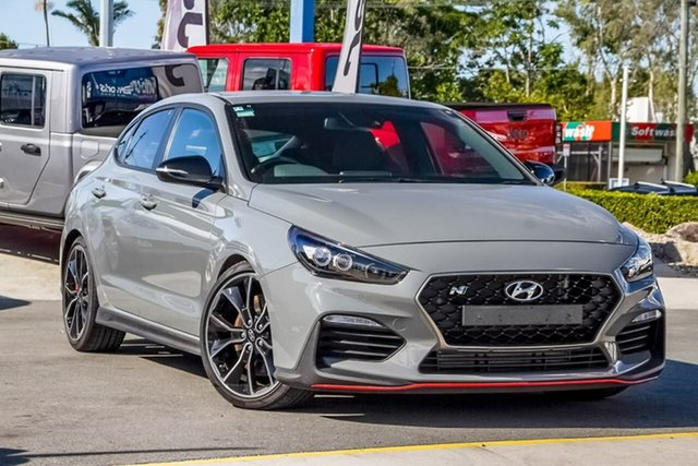 Used Hyundai i30 PDe.3 MY19 N Fastback Performance, 2019 Hyundai i30 PDe.3 MY19 N Fastback Performance Grey 6 Speed Manual Coupe