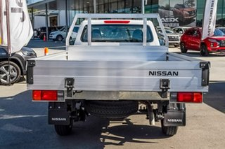 2018 Nissan Navara D23 S3 DX White 6 Speed Manual Cab Chassis