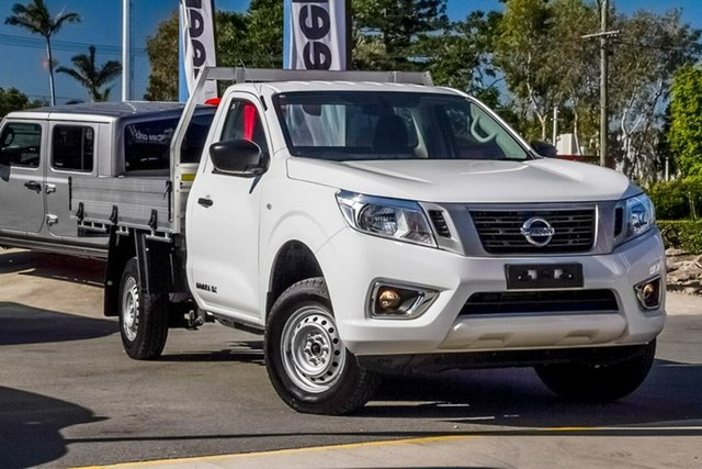 Used Nissan Navara D23 S3 DX, 2018 Nissan Navara D23 S3 DX White 6 Speed Manual Cab Chassis