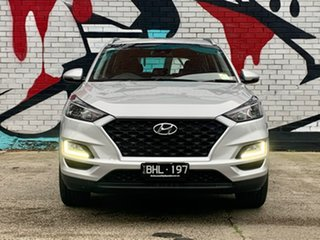 2020 Hyundai Tucson TL4 MY20 Active (2WD) Platinum Silver 6 Speed Automatic Wagon