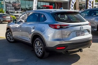 2017 Mazda CX-9 TC Touring SKYACTIV-Drive Silver 6 Speed Sports Automatic Wagon.