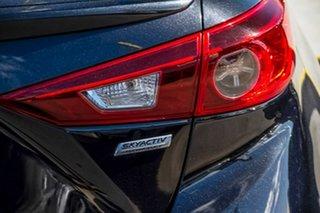 2014 Mazda 3 BM5236 SP25 SKYACTIV-MT Black 6 Speed Manual Sedan