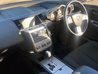 2007 Nissan Murano Z50 ST Silver 6 Speed Wagon
