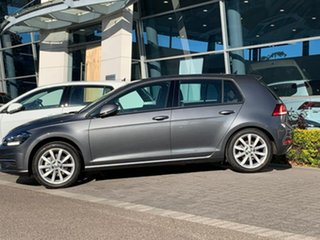 2019 Volkswagen Golf 7.5 MY20 110TSI DSG Comfortline Grey 7 Speed Sports Automatic Dual Clutch.