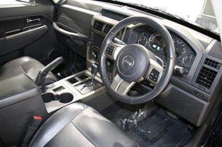 2012 Jeep Cherokee KK MY12 Limited (4x2) Blue 4 Speed Automatic Wagon