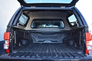 2015 Holden Colorado RG MY15 LTZ Crew Cab Black 6 Speed Sports Automatic Utility