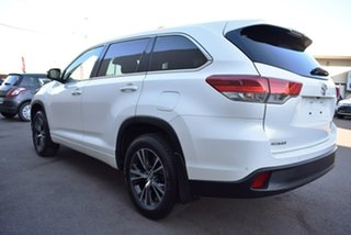 2018 Toyota Kluger GSU50R GX 2WD White 8 Speed Sports Automatic Wagon