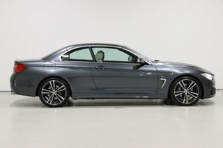 2017 BMW 440i F33 MY17 40I Mineral Grey 8 Speed Automatic Convertible
