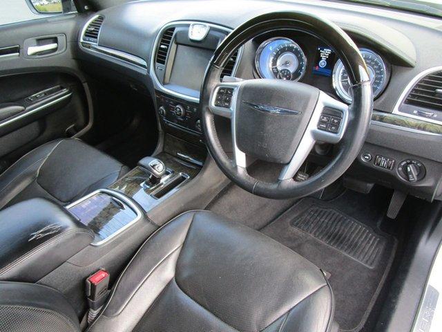 Used Chrysler 300C  , 2012 Chrysler 300C C LUXURYMY12 White Sedan