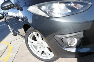 2008 Mazda 2 DE Genki Grey 4 Speed Automatic Hatchback.