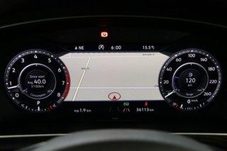 2017 Volkswagen Tiguan 5NA 162 TSI Highline Silver 7 Speed Auto Direct Shift Wagon
