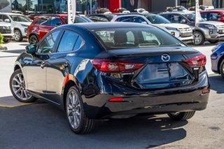 2014 Mazda 3 BM5236 SP25 SKYACTIV-MT Black 6 Speed Manual Sedan.