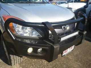 2015 Mazda BT-50 UP0YF1 XTR Freestyle Silver 6 Speed Automatic Utility