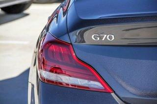 2018 Genesis G70 IK MY19 Ultimate Sport Grey 8 Speed Sports Automatic Sedan