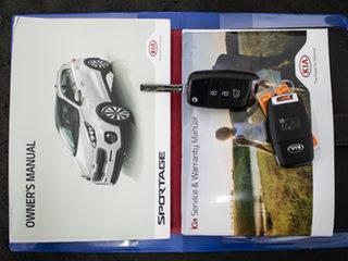 2017 Kia Sportage QL MY17 SI (FWD) Silver 6 Speed Automatic Wagon
