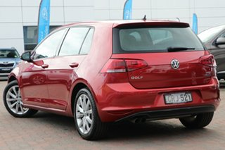 2014 Volkswagen Golf VII MY14 103TSI DSG Highline Red 7 Speed Sports Automatic Dual Clutch Hatchback