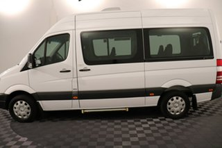 2012 Mercedes-Benz Sprinter NCV3 MY12 316CDI Low Roof MWB 7G-Tronic Transfer White 7 speed Automatic Bus