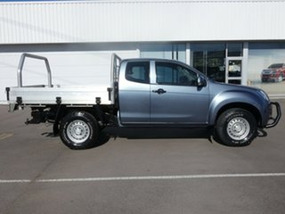2012 Isuzu D-MAX MY12 SX Space Cab Grey 5 Speed Manual Cab Chassis