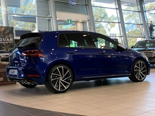 2019 Volkswagen Golf 7.5 MY20 R DSG 4MOTION Blue 7 Speed Sports Automatic Dual Clutch Hatchback.