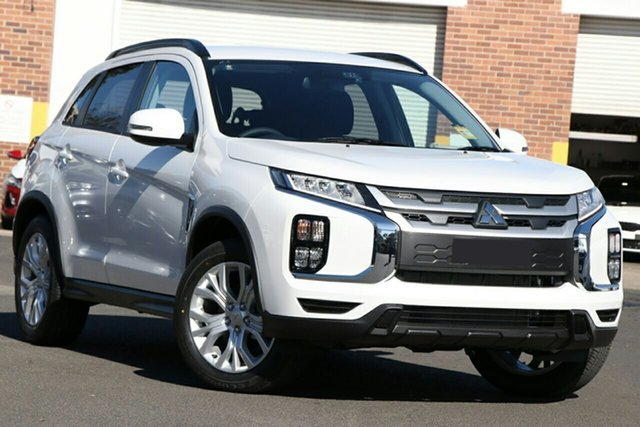 New Mitsubishi ASX XD MY20 LS 2WD, 2020 Mitsubishi ASX XD MY20 LS 2WD W13 1 Speed Constant Variable Wagon
