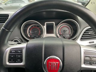 2015 Fiat Freemont JF MY15 Base Green 6 Speed Automatic Wagon