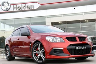 2016 Holden Special Vehicles ClubSport Gen-F2 MY16 R8 LSA Some Like It Hot 6 Speed Sports Automatic.