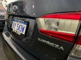 2017 Subaru Impreza G5 MY17 2.0i CVT AWD Grey 7 Speed Constant Variable Sedan