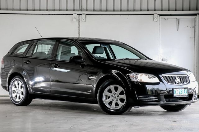 Used Holden Commodore VE II MY12.5 Omega Sportwagon, 2013 Holden Commodore VE II MY12.5 Omega Sportwagon Phantom 6 Speed Sports Automatic Wagon