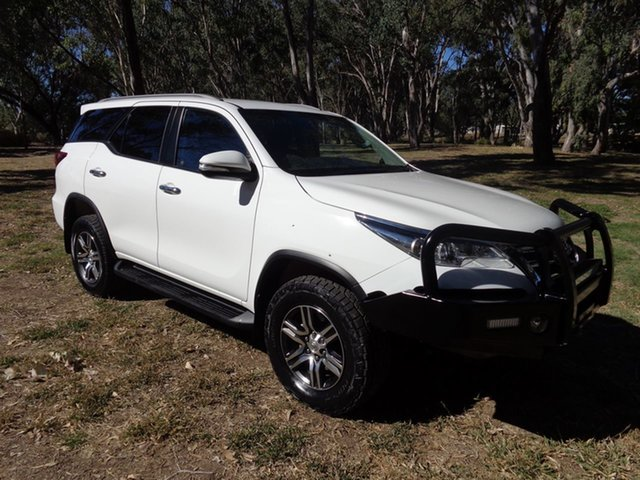 Used Toyota Fortuner  , Fortuner GXL 2.8L T Diesel Manual Wagon