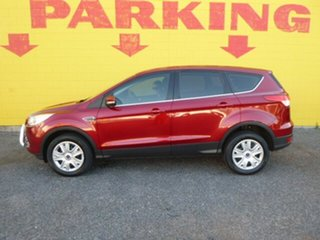 2015 Ford Kuga Red 5 Speed Automatic Wagon