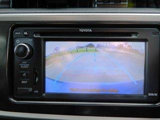 2012 Toyota Corolla ZRE182R Levin ZR Blue 6 Speed Manual Hatchback