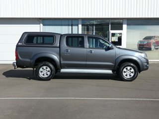 2011 Toyota Hilux GGN25R MY12 SR5 Double Cab Graphite 5 Speed Automatic Utility