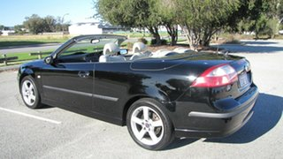 2006 Saab 9-3 442 MY2006 Vector Black 5 Speed Sports Automatic Convertible