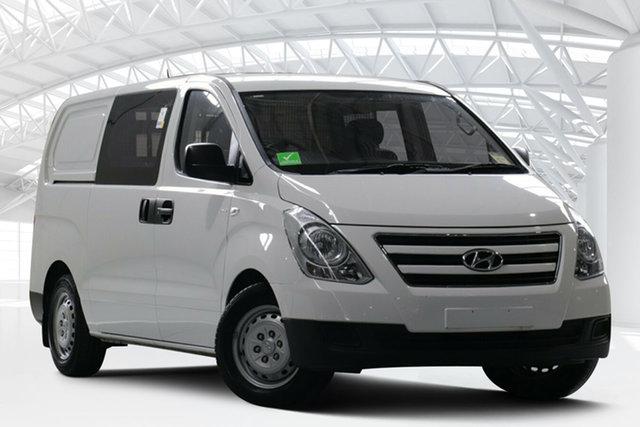 Used Hyundai iLOAD TQ Series II (TQ3) MY1 3S Liftback, 2017 Hyundai iLOAD TQ Series II (TQ3) MY1 3S Liftback White 5 Speed Automatic Van